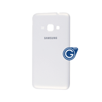 Samsung Galaxy J1 2016 SM-J120F Battery Cover in White