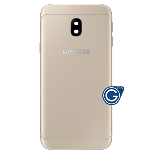 Samsung Galaxy J3 J330 back cover housing in Gold