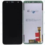 Genuine Samsung Galaxy J4+/J6+, J415. J610FN lcd and touchpad in black - GH97-22582A