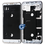 Samsung Galaxy J5 2016 SM-J510F LCD Frame Middle Chassis in Black
