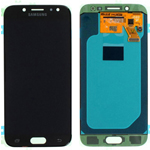Genuine Samsung Galaxy J530, J5 (2017), J530F, J5 Pro (2017, J5 (2017) Duos Lcd and touchpad in black  P/N: GH97-20738A