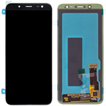 Genuine Samsung Galaxy J6, J600 (2018) lcd and touchpad in black - Part no: GH97-21931A
