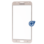 Samsung Galaxy J7 2015 SM-J700F Glass Lens in Gold