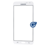 Samsung Galaxy J7 2015 SM-J700F Glass Lens in White