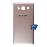 Samsung Galaxy J5 2016 SM-J510F Battery Cover in Gold