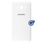 Samsung Galaxy J7 2016 SM-J710F Battery Cover in White