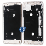Samsung Galaxy J7 2016 SM-J710F LCD Frame Middle Chassis in Gold