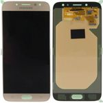 Genuine Samsung Galaxy J730, J7 (2017), J730F Lcd and touchpad in Gold  P/N: GH97-20736C