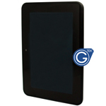 "Kindle Fire HD 7"" Complete LCD with Digitizer and Frame in Black (2012 Version )"
