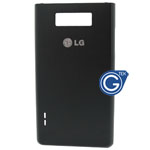 LG Optimus L7 P700 Battery Cover in Black