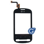 LG P350, Optiums Me, Pecan digitizer touchscreen