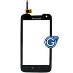 Lenovo A789 Digitizer Black