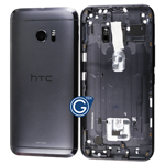 HTC 10 Rear Housing with Side Buttons in Black