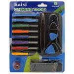 New Kaisi 1805 opening tool set for iphone 5 with nano sim cutter