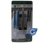 New Best 7Pcs BT-588 Opening Tools Set for iphone 4, MP3/MP4 players, PSP, Ipods and more