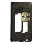 Genuine Microsoft Lumia 435 Dual Sim Middle Cover- Part no: 02507V3
