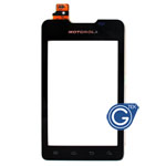Motolora XT390 Digitizer Black