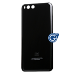 Xiaomi Mi 6 Battery Cover in Black - High Quality