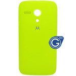 Motorola Moto G Battery Cover in Yellow