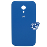 Motorola Moto G2 Battery Cover in Blue