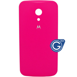 Motorola Moto G2 Battery Cover in Pink