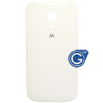 Motorola Moto G2 Battery Cover in White