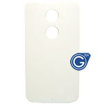 Motorola X+1 Battery Cover in White