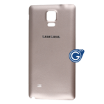 Samsung Galaxy Note 4 SM-N910F Battery Cover in Gold