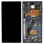 Genuine Samsung Galaxy Note 10 (N970F) lcd and touchpad in black - GH82-20818A