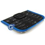 Nokia 5730 Keypad blue
