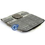Nokia E52 keypad