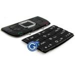 Nokia E66 keypad