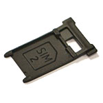 Genuine Nokia Lumia 530 Sim Card Tray-Nokia part no:9520016