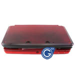 Nintendo 3DS Housing Red