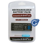 Nintendo Dsi XL Compatible Battery