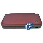 Nintendo Dsi XL Housing Red
