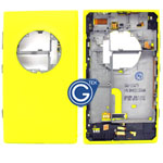 Nokia Lumia 1020 Complete Mid Cover Assembly in yellow inc.charging connector flex .side flex etc