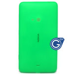 Nokia Lumia 625 back cover green