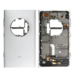 Genuine Nokia Lumia 1020 Back Cover Unibody (White) - Nokia Part No: 00810R6