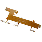 Original Side Key Flex Cable for Nokia Lumia 1320 - P/N:8003308