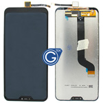 Redmi 6 Pro Complete LCD and Digitizer in Black-HQ