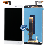 Redmi Note 3 LCD with Touchpad Assembly in White - HQ
