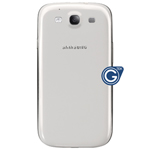 Genuine Samsung GT-I9300 Galaxy S3 Battery Cover - Ceramic White GH98-23340B