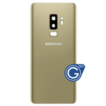 Samsung Galaxy S9 Plus G965F Battery Cover Gold