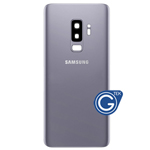 Samsung Galaxy S9 Plus G965F Battery Cover Silver