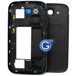 Samsung Galaxy Grand DUOS i9082 Rear Housing Black