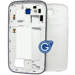 Samsung Galaxy Grand DUOS i9082 Rear Housing White