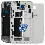 Samsung Galaxy Premier i9260 Complete Housing in White