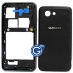 Samsung Galaxy S Advance i9070 Rear Housing in Black