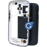 Samsung Galaxy S Duos S7562 Rear housing in blue